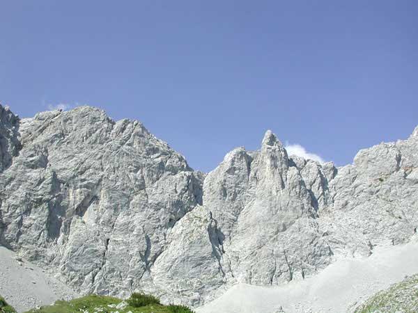 Klettersteig Lamsenspitze : Bildergalerie lamsenspitze von